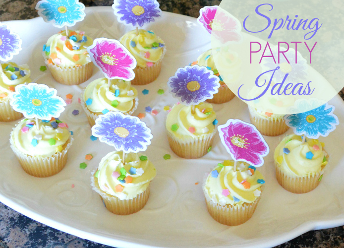 Spring Party Ideas