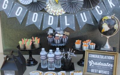 Graduation Printables – Chalkboard Style!