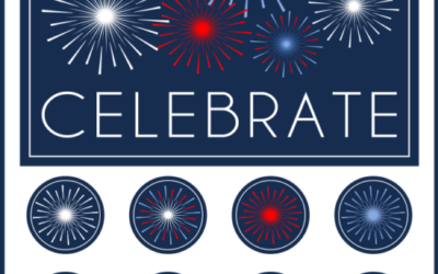 Free 4th of July Fireworks Party Printables