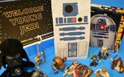 Star Wars R2-D2 Favor Bags
