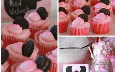 Minnie Mouse First Birthday Photos