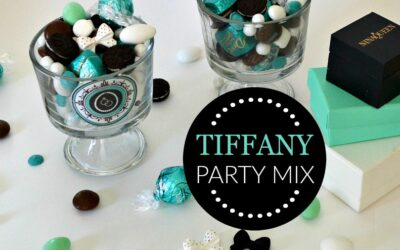 Tiffany Party Candy Mix