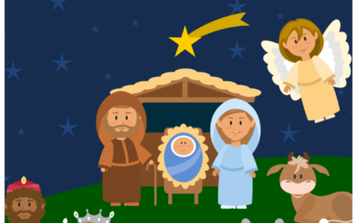 Nativity Playset (Free Printable)