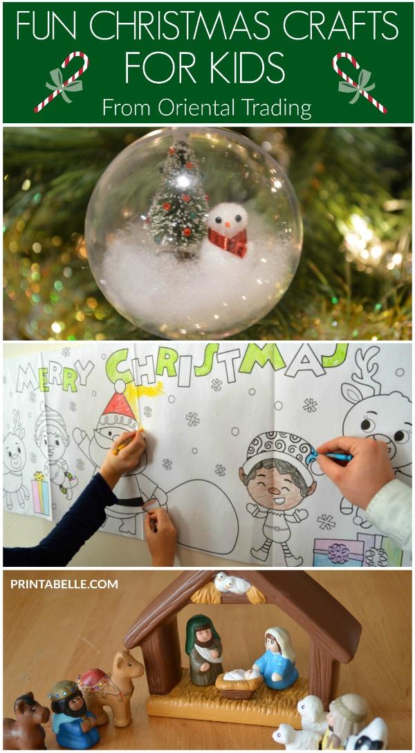 Fun DIY Christmas Crafts