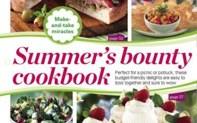 Summer Bounty Cookbook
