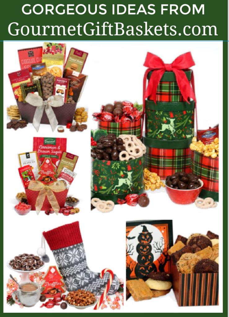 Amazing Gift Ideas from GourmetGiftBaskets.com!