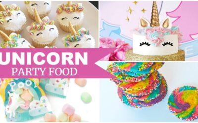 Unicorn Food Ideas!