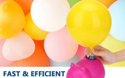 Cute Pig Balloon Pump!