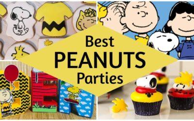 Super Fun Peanuts & Snoopy Party Ideas & Supplies