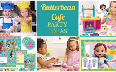 Butterbean's Cafe Party Printables + Ideas