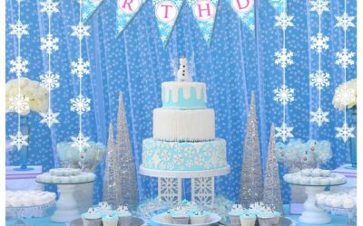 Fabulous Frozen Party Supplies and Gifts