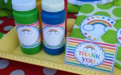 Throw a Rainbow Party