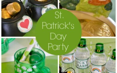 St. Patrick's Day Party Ideas