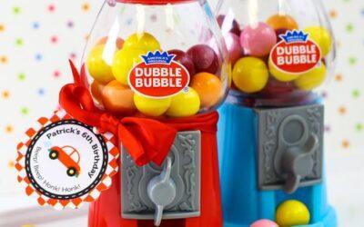 Mini Classic Gumball Machines