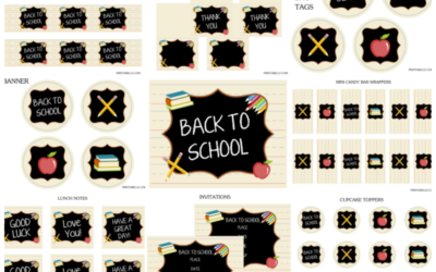 Back to School Set – Only $5!