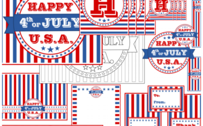 Free 4th of July Printables + more!