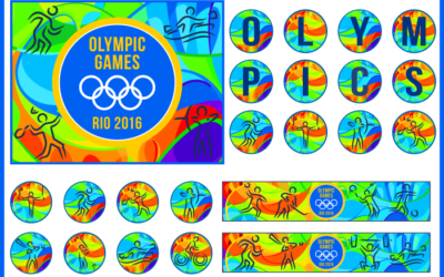 Free 2016 Olympics Printables
