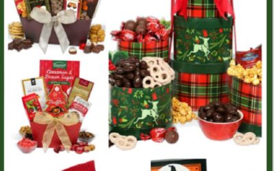 Amazing Gift Ideas from GourmetGiftBaskets.com!