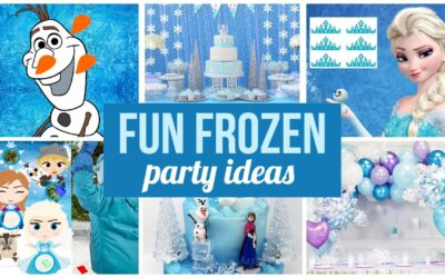 Best Frozen Party Printables & Ideas