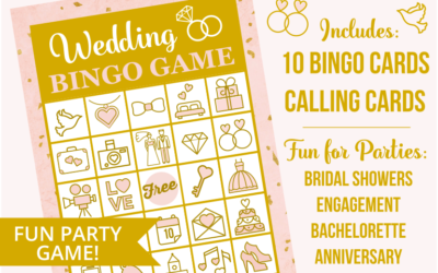 Wedding Games and more for Brides!